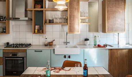 Avant/Après : Vivre dans un appartement de pêcheur à Barcelone