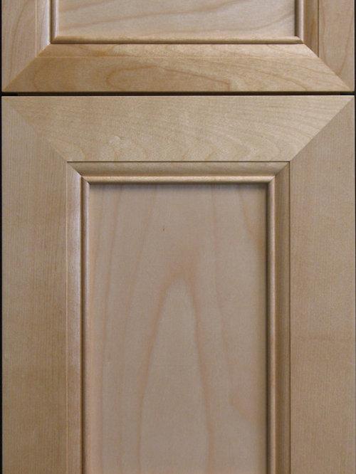 Custom Hardwood Cabinet Doors