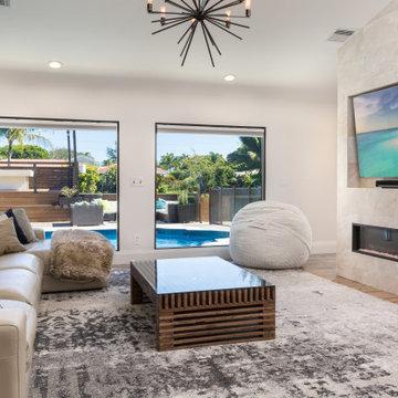 Ocean Ridge - Entire House Remodel and Design