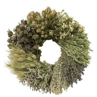 Tranquility Wreath, Lemon Mint