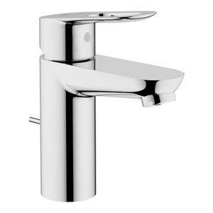 BauLoop Centerset Lavatory Faucet, Chrome
