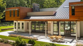 Wilton, Contemporary New Home 2016