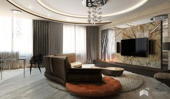 Дизайн квартиры в ЖК «Миракс-Парк»