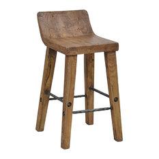 kosas reagan lowback stool counter height bar stools and counter stools