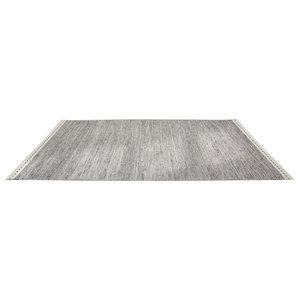 Bombay 343 Rug, Grey, 200x290 cm
