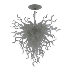 primo glass hand blown glass chandelier art glass lighting chandelier lighting