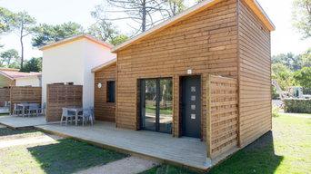 Constructions de pavillons de vacances
