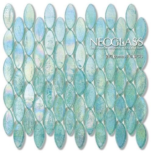 Glass Mosaic Tile - Flooring
