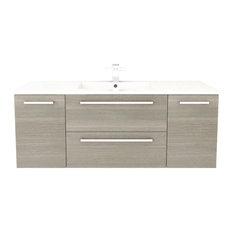 cutler kitchen u0026 bath silhouette 2door 2drawer wallmounted vanity