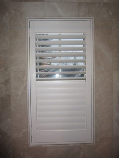 A Shutter Will Protect All The Wood On The Window And Help Create A Seal If You Were To Use Dap Caulk Around The Edges Of The Shutter Frame