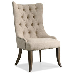 Transitional Dining Chairs by Hooker Furniture