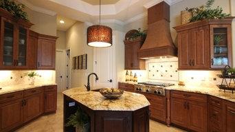 Bellagio Model- Kraft Maid Cabinets