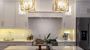 Sophisticated Glam Remodel