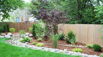 Scarborough Artistic Garden & Patio