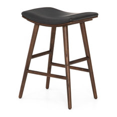 Beau Counter Stool Distressed Black