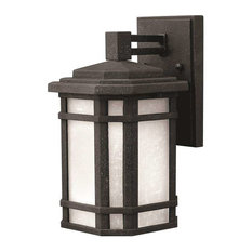 Hinkley lighting outdoor lights houzz hinkley lighting hinkley lighting 1270vk cherry creek outdoor wall light vintage black mozeypictures Gallery