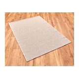 Highline 990215 6001 Cream Light Grey Rectangle Plain/Nearly Plain Rug 200x300cm