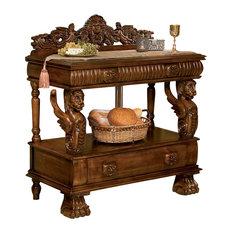 Lord Raffles Lion Buffet Table