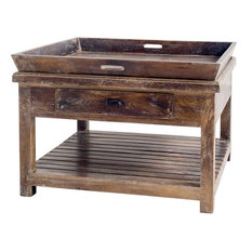 Stag Side Table