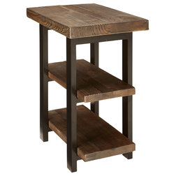 Good Industrial Side Tables And End Tables by Bolton Furniture Inc