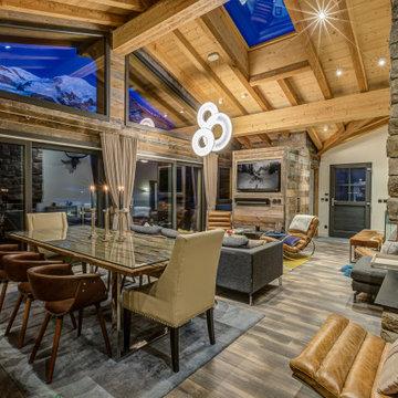 Luxury Ski Home