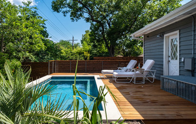 Before and After: 3 Backyards Gain Stylish Swimming Pools