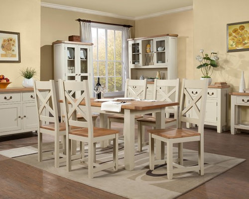 Dorchester Painted Dining   Dining Sets. Kitchen and Dining Room Dressers
