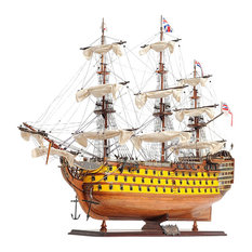 Hms Victory Painted