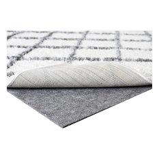 Safavieh Padding Collection PAD13 Rug, Grey, 9' X 12'