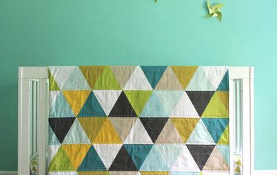 Guest Picks: Shape Up a Nursery With Colorful Geometrics