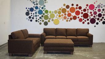 Heidi: Sofa, Loveseat and Ottoman complete set