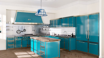 Example Kitchen Designs & Styles