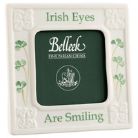 "Belleek Irish Eyes Are Smiling 3""x3"" Frame"