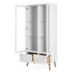 Modern Display Cabinets & Dressers by Decor Love