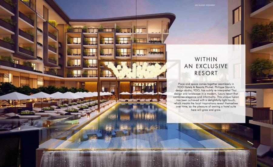 yoo phuket -Main Pool