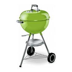 barbacoa weber original kettle cm verde primavera barbacoas para exteriores