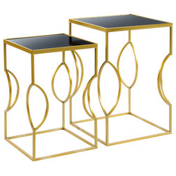 Contemporary Coffee Table Sets by Statements by J