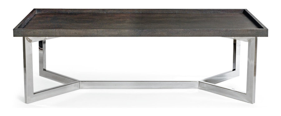 MA336-026CH Stratton Metal Cocktail Table