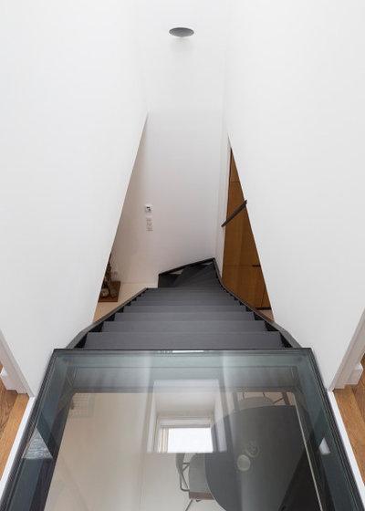 Contemporain  by Lagom architectes