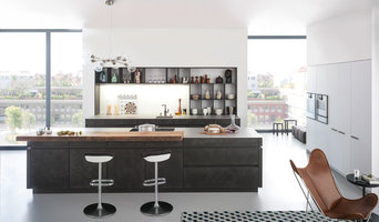 Concrete Cabinets Industrial Chic