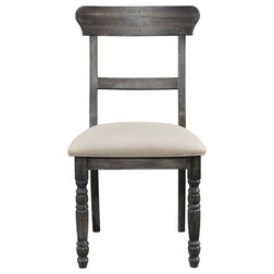 Traditional Dining Chairs by Progressive Furniture