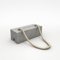 Co33 Concrete Doorstop   Door Stops