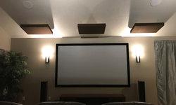 San Diego home theater installation