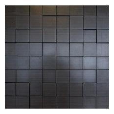Retro Art Harmony Cubes 3D Wall Panels, Interior Design Wall Paneling Decor