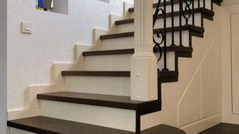 Лестница Виталия в Марушкино