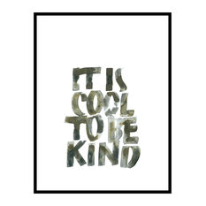 """It's Cool"" Paper Print by Ylva Skarp, 30x40 cm"