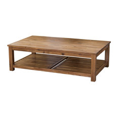 Tiburon Coffee Table  Amber