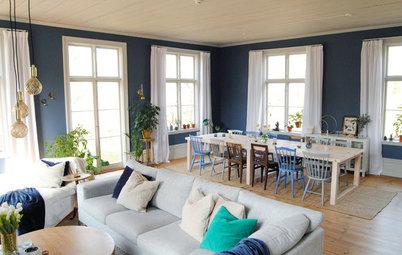 Houzz Швеция: Дом, который раньше был школой