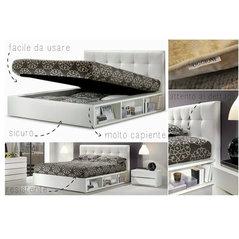 Oggioni lo specialista del letto contenitore varedo mb it 20814 - Mobilifici a catanzaro ...