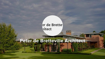 Company Highlight Video by Peter de Bretteville Architect